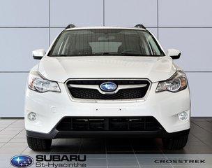 Subaru Crosstrek Limited, cuir, toit ouvrant, GPS 2015