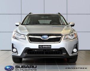 Subaru Crosstrek Hybride, toit ouvrant, bas kilométrage, rare 2016