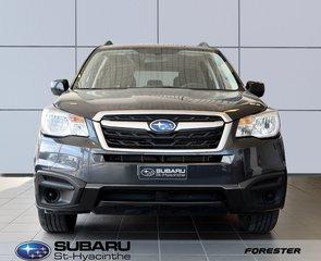 Subaru Forester 2.5i groupe électrique, traction intégrale 2017