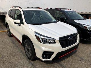 2019 Subaru Forester 2.5i Sport w/EyeSight