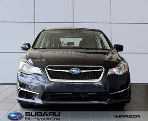 Subaru Impreza Touring, sieges chauffant, jantes 2015