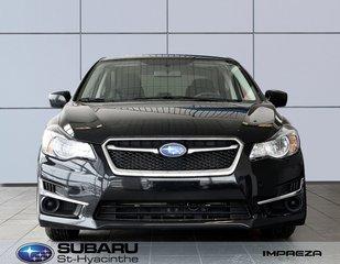 2016 Subaru Impreza 2,0 Commodité