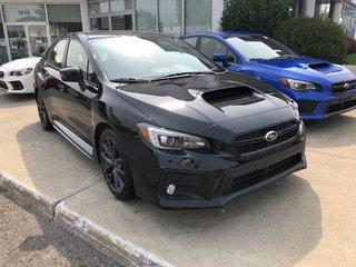 Subaru WRX Sport-tech w/RS 2019