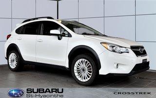 Subaru Crosstrek 2.0i Sport avec Eyesight, toit ouvrant 2015