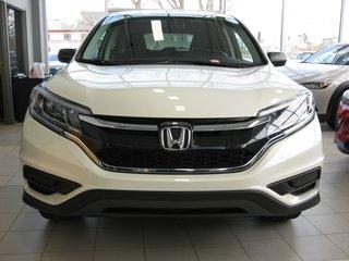 Honda CR-V LX FWD CAMERA DEMARREUR 2016
