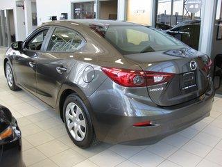 2015  Mazda3 GX a/c