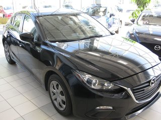 2015  Mazda3 GX SPORT A/C