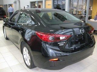 Mazda Mazda3 GS camera mags toit 2016