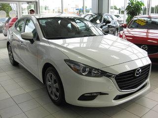 Mazda Mazda3 GX GROUPE  NAVIGATION CAMERA A/C 2017