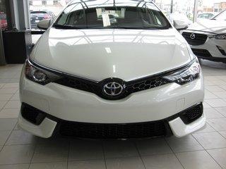 2018 Toyota Corolla iM MAGS CAMERA 8 PNEUS