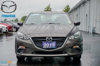 2015  Mazda3 GS-SKY at