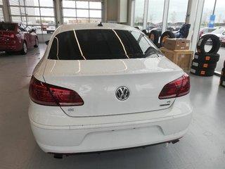 2017 Volkswagen CC Wolfsburg Edition 3.6L 6sp at w/Tip 4M