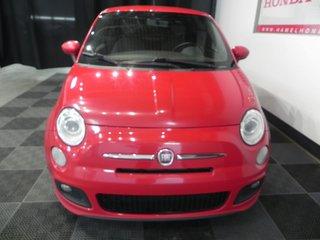 Fiat 500 Sport Automatique 2013