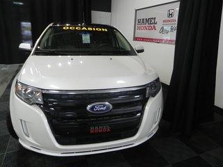 Ford Edge Sport AWD 2014