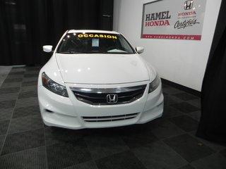 2011 Honda Accord COUPE EX-L Auto