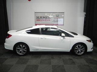 Honda Civic COUPE SI 2012