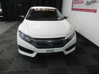 2016 Honda Civic DX