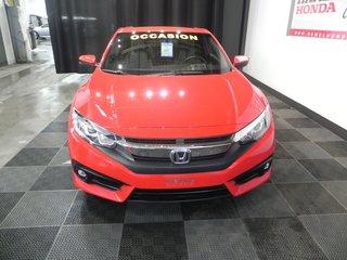2016 Honda Civic COUPE EX-T Auto