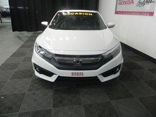 2017 Honda Civic COUPE Touring Auto