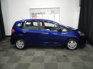 2014 Honda Fit DX-A Automatique