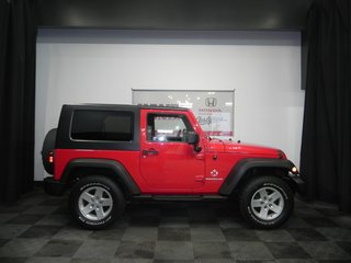 Jeep Wrangler 4X4 2009