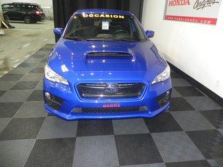 2017 Subaru Impreza WRX Automatique