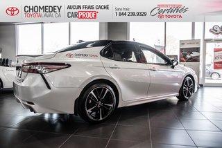 Toyota Camry XSE TOIT MAGS CUIR CAMERA DE RECUL NAVIGATION 2018