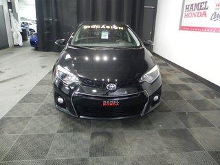 Toyota Corolla S Automatique 2014