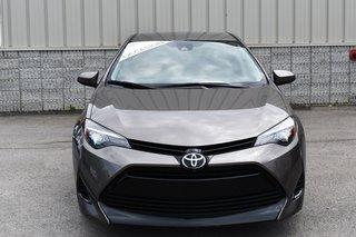 2017 Toyota Corolla LE,  BAS KILLOMÉTRAGE