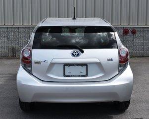 Toyota Prius C Technologie 2014
