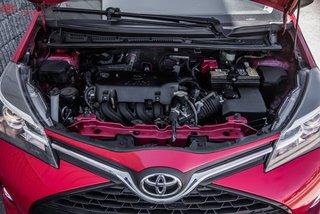 Toyota Yaris Se 2015
