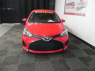 Toyota Yaris LE Automatique 2015