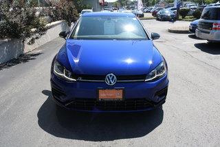 2018 Volkswagen Golf R 2018 Volkswagen Golf R - 5-door DSG