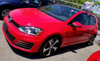 Volkswagen Golf GTI 3-Door 2015