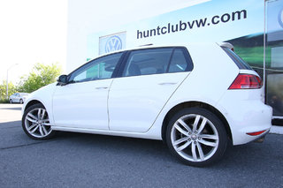 2017 Volkswagen Golf 1.8 TSI Highline