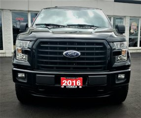 2016 Ford F-150 302A FX4