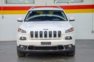 Jeep Cherokee V6 LIMITED CUIR GPS ECRAN 8.4'' 2016