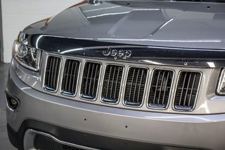 2015 Jeep Grand Cherokee 3.6 Limited Mags Cuir  Nav Toit Xenon Clean Mint!