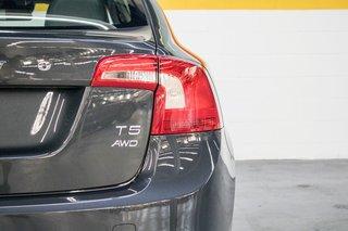 2014 Volvo S60 T5 AWD Certifié - Premier + Sport Pack