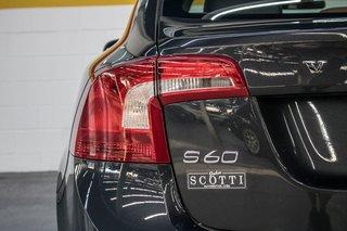 2014 Volvo S60 T5  AWD Certifié Premier + Sport Pack