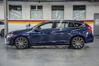 2015 Volvo V60 T6 Premier