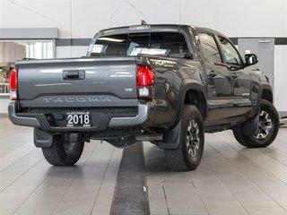 2018 Toyota Tacoma 4x4 Double Cab V6 TRD Off-Road 6A