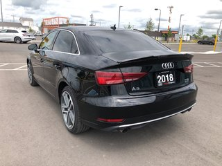 2018 Audi A3 Progressiv