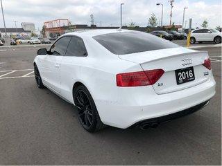 2016 Audi A5 Progressiv plus