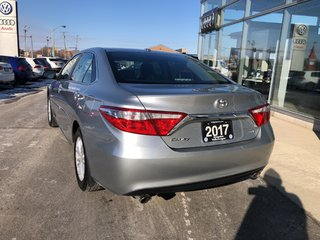 2017 Toyota CAMRY XLE XLE