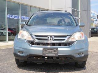 2011 Honda CR-V EX-L 4X4 LEATHER MOONROOF FLAT TOW BAR ONE OWNER