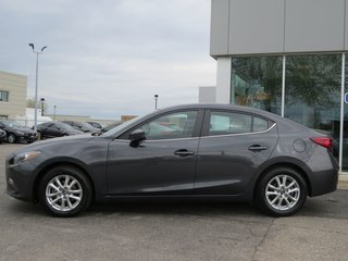 2015  Mazda3 GS|HEATED SEATS|ONE OWNER