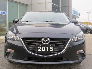 2015 Mazda Mazda3 GS|HEATED SEATS|ONE OWNER