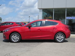 2015  Mazda3 GS|ONE OWNER