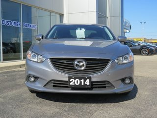 2014  Mazda6 GS|MOONROOF|ONE OWNER